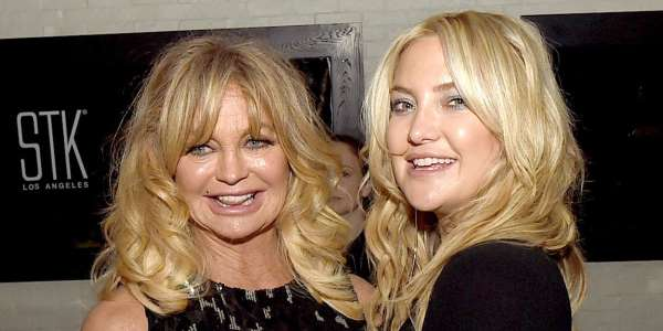 Kate Hudson Wishes Mom Goldie Hawn a Happy 73rd Birthday with Sweet Generational Photo
