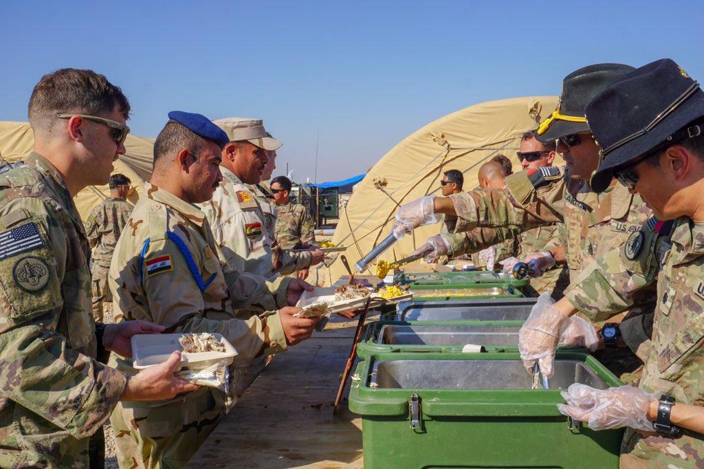 جهود التحالف الدولي لتدريب وتاهيل وحدات الجيش العراقي .......متجدد - صفحة 5 DsoZFuFXoAEmasm