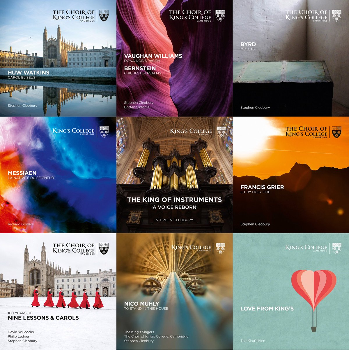 King's College Choir on Twitter: