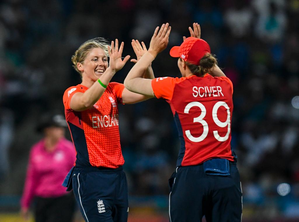 ICC Women's World T20: Twitter Reacts As England Thump India To Enter Final 1