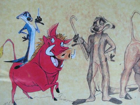 Epic Animated Movie Concept Art