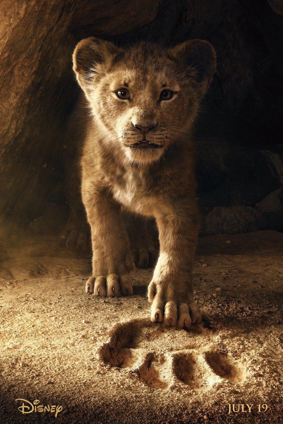 The Lion King (Favreau) DspDA0sUcAAtC76