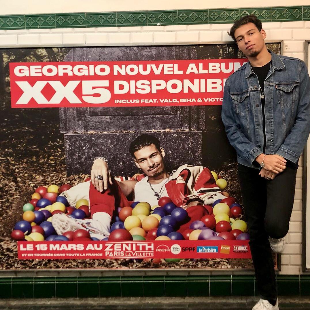 xx5 georgio