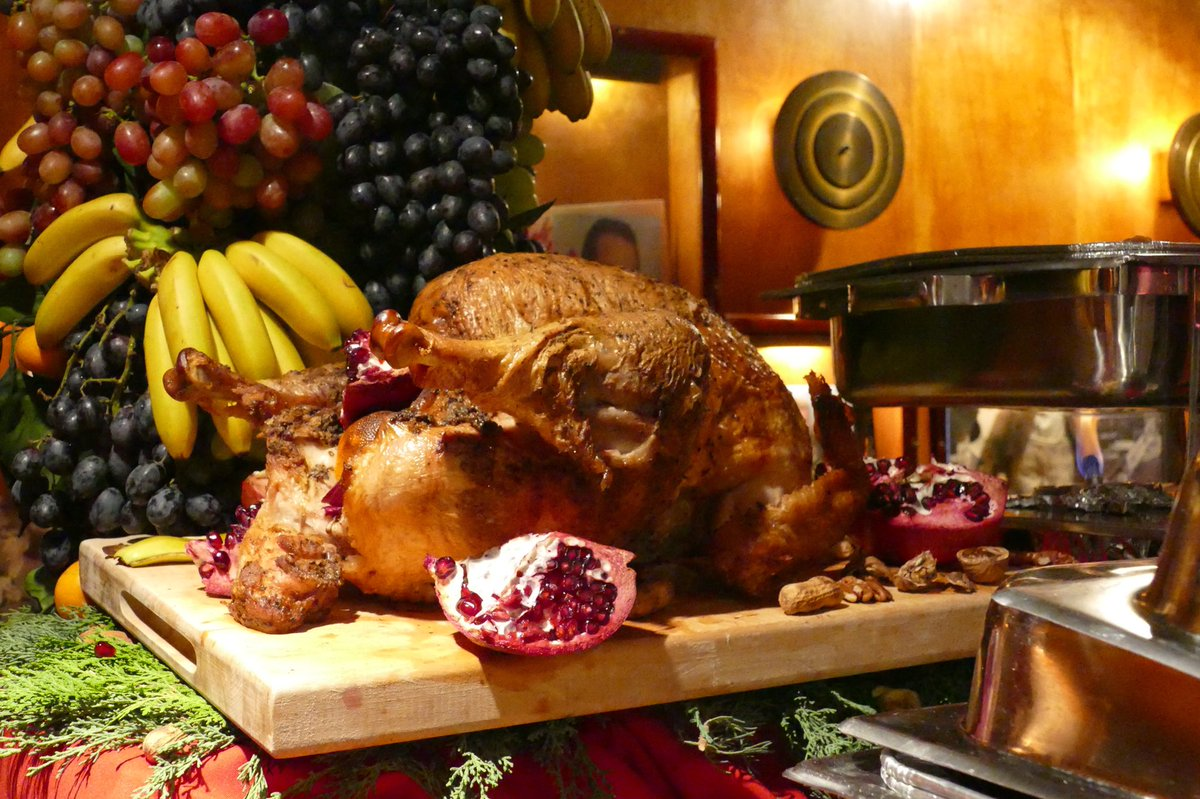TURKEY TWEETS: Thanksgiving Day across the FLX in Tweets