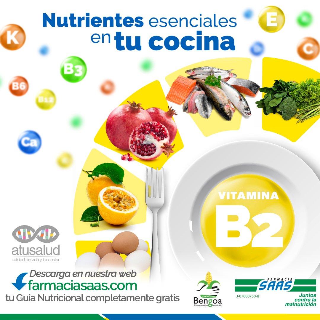 Vitaminas que intervienen en el metabolismo