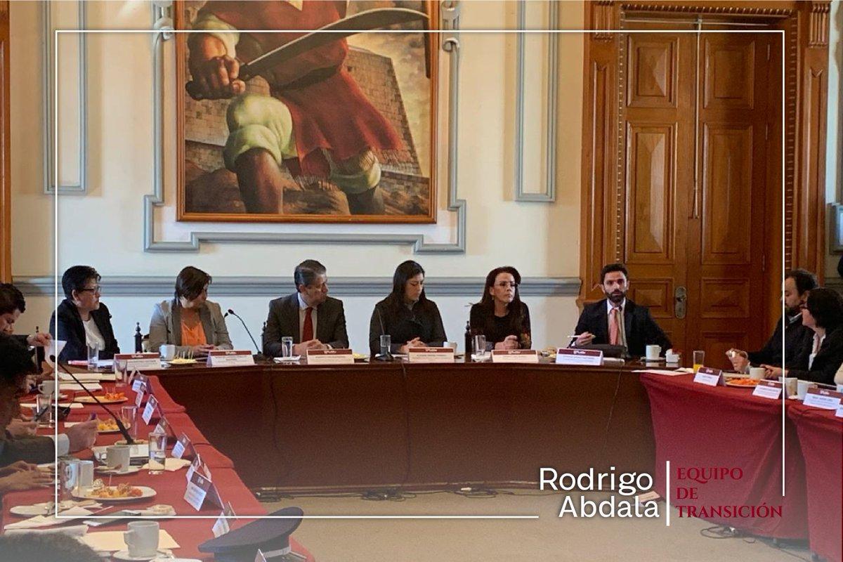 Rodrigo Abdala On Twitter Estuvimos Dialogando El Da De Hoy Diversos Temas En La Mesa Seguridad Y Justicia Uno Nuestros Principales Objetivos Para