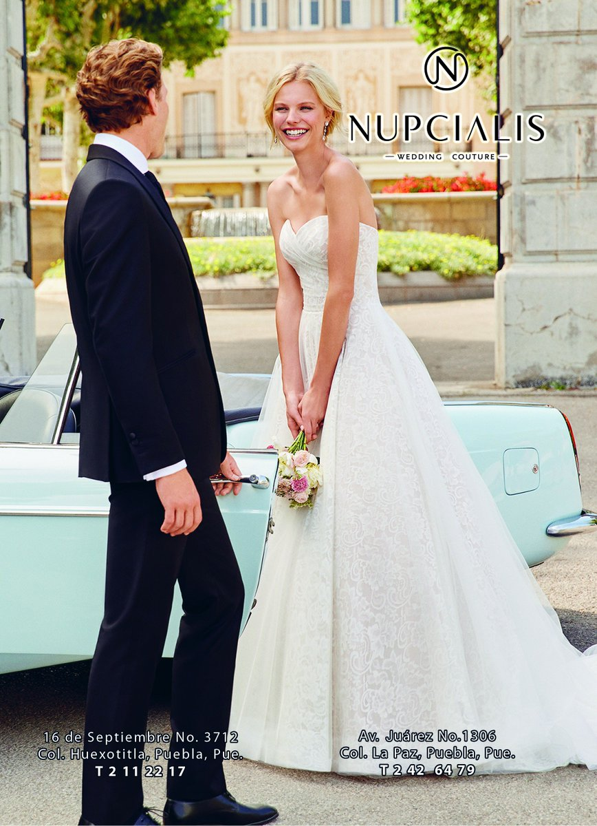 Vestidos de novia en la juarez puebla