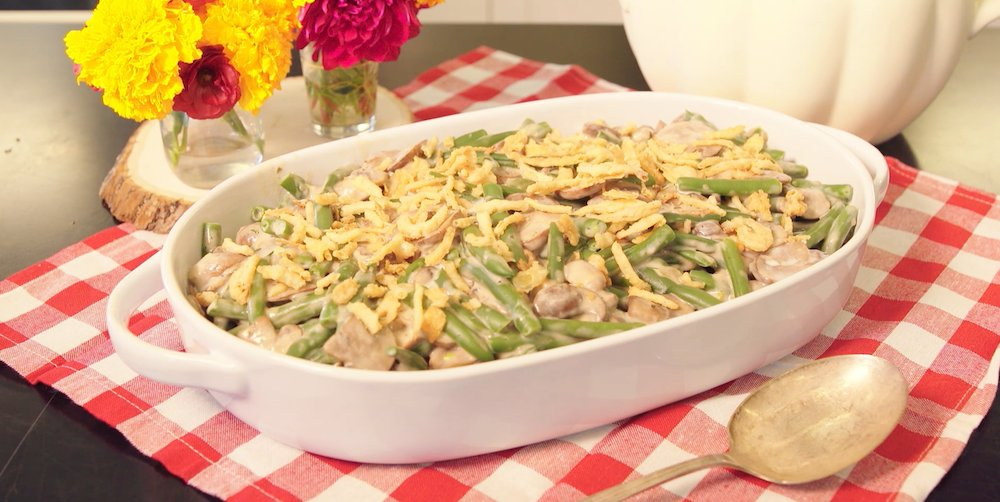You Can Make This Classic Green Bean Casserole Recipe Entirely on Your Stovetop https://t.co/SbAJeW4qHv https://t.co/OGh5fDsujG