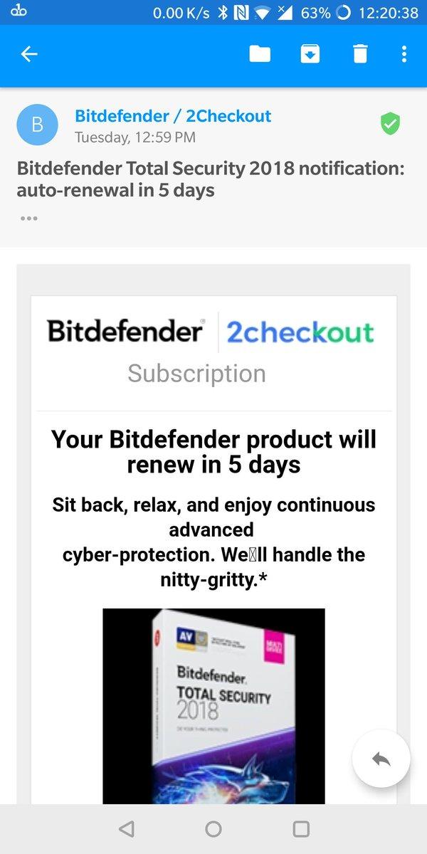 Bitdefender on Twitter: