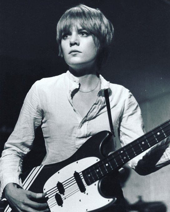 Happy Birthday Tina Weymouth Talking Heads/TomTom Club