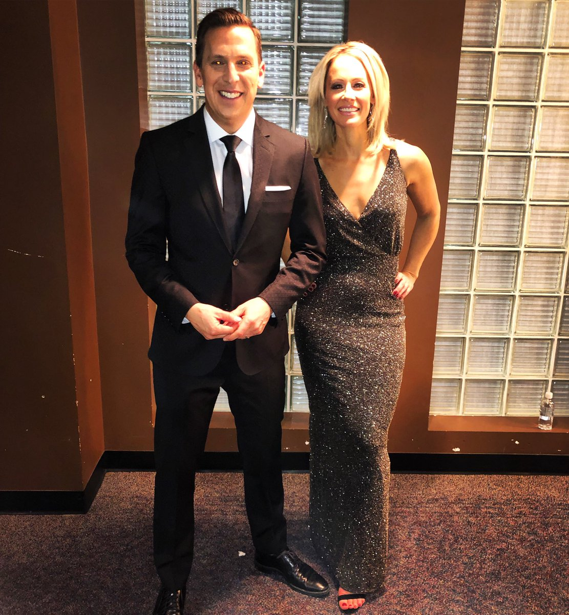 Natasha Staniszewski On Twitter Glammed Up And Fired Up For The 2018 Shaw Cfl Awards Cfl Winspearcentre Tsn Sports