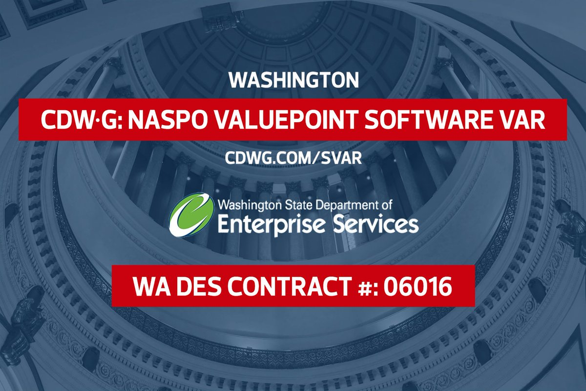 Working with Washington State Agencies, City & County Offices focusing on Technology Solutions Developed for Government  #NASPO #SVAR #Software #Gov #IoT #Cloud #SmartCity #Crypto #Security #Cyber #Blockchain #Infosec #Security #Adobe #HPE #McAfee #Aruba #Cisco #CDWG