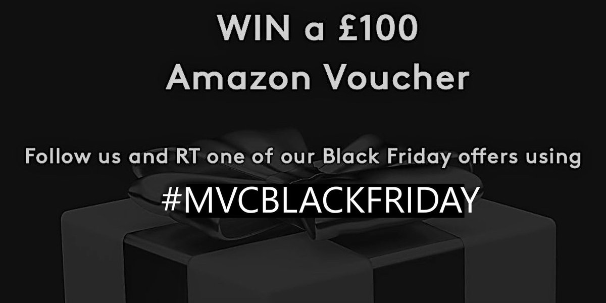 Happy #FreebieFriday! #COMPETITION Win a £100 Amazon voucher. To enter, Just follow @mvouchercodes1 RT &amp; ( Visit:  http:// bit.ly/2Pv3H3f  &nbsp;    ) use #mvcblackfriday Best of luck to all. #LikeToWin #Giveaway #TagAFriend #CompetitionTime #Win #giftideas #blackfridayuk #BlackFriday2018<br>http://pic.twitter.com/82SVf0WZyk