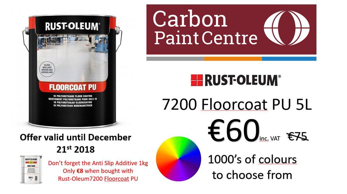 Trade Counter: +353 1 902 3555 / Email: paint@carbon.ie #paint #floorcoat # floorpaint #Rustoleumpic.twitter.com/fWZJiTHgT3
