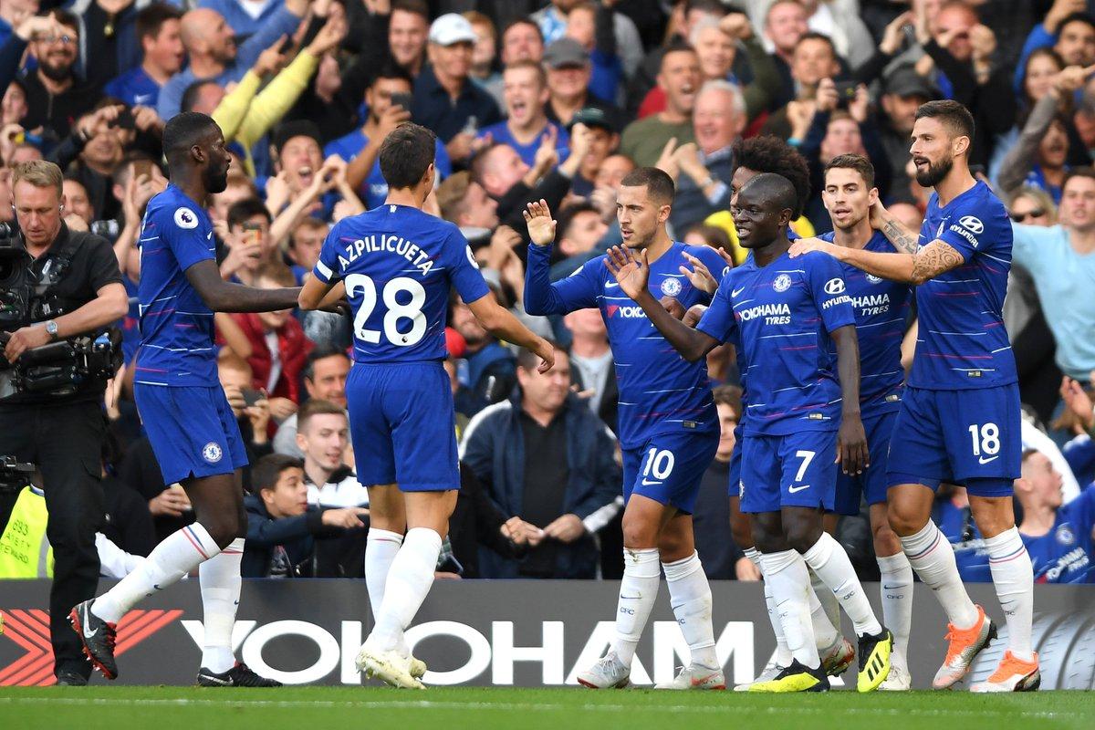 Chelsea FC on Twitter: