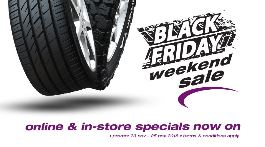 Tyres & More on Twitter: