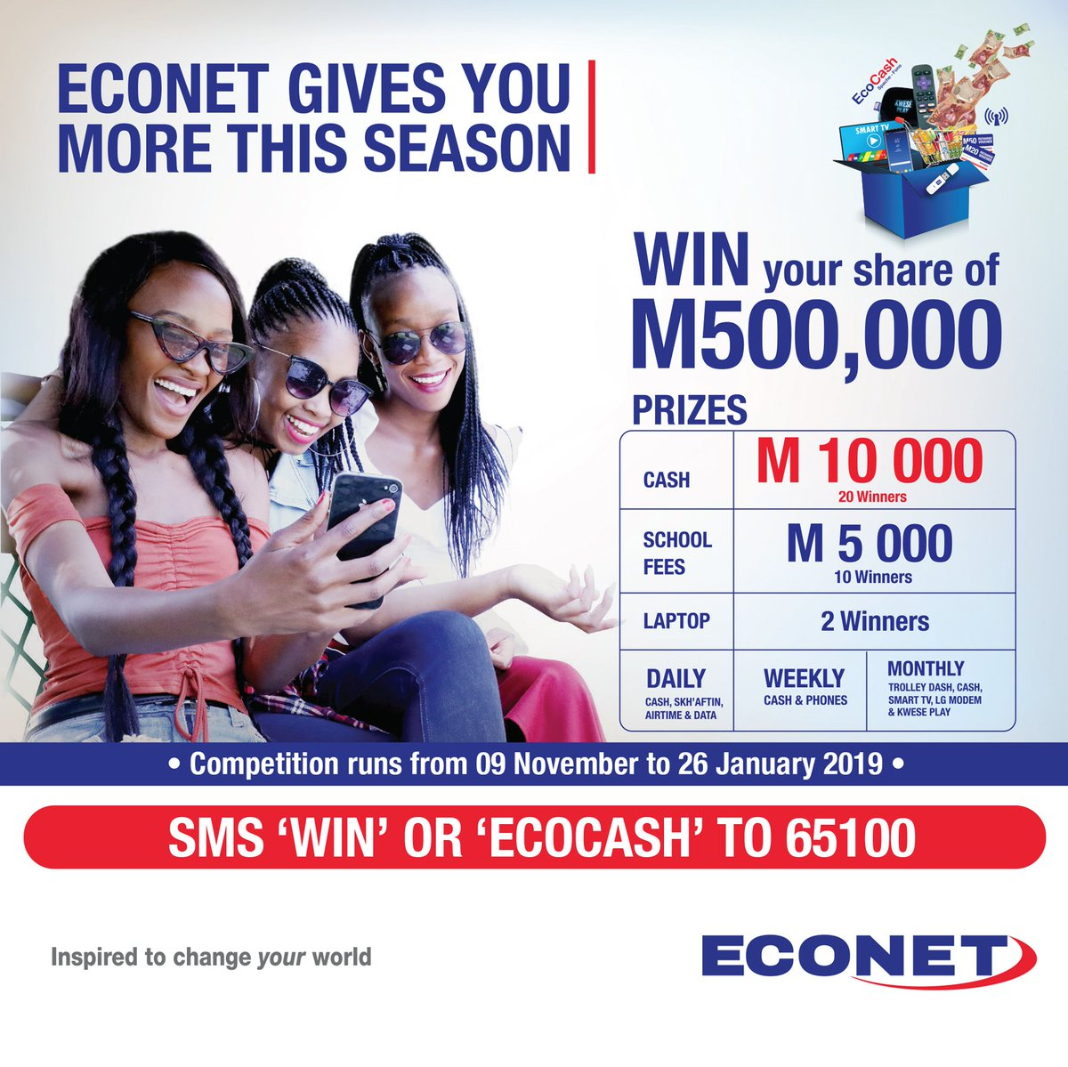 Econet Lesotho on Twitter: