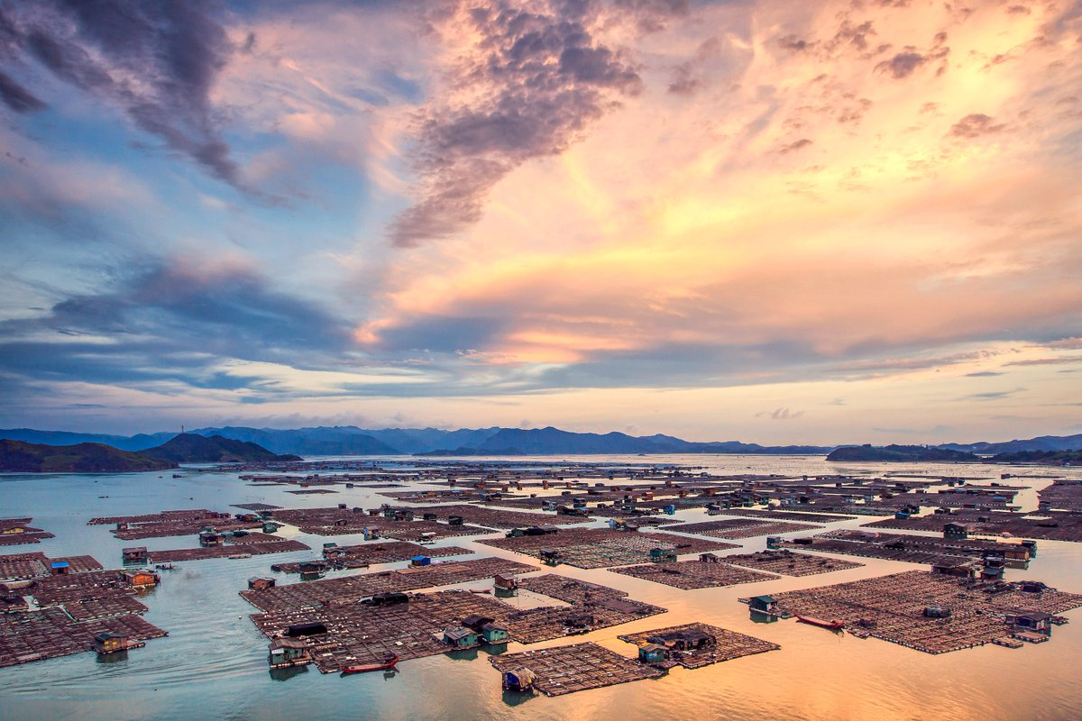 Image Result For Xiapu China Sunset