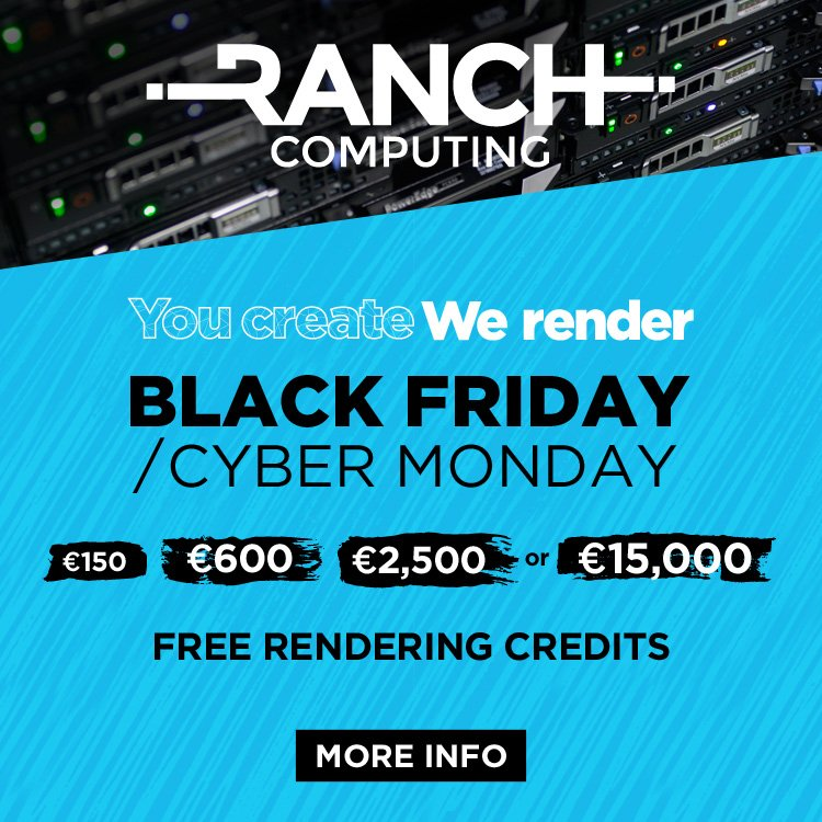 RANCH Computing on Twitter: