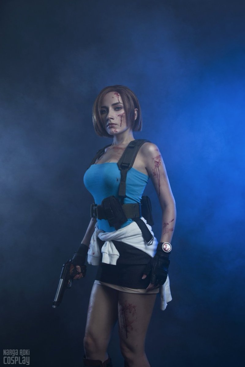 Jill Valentine From Resident Evil 3 Nemesis Cosplay Made By Me Ph