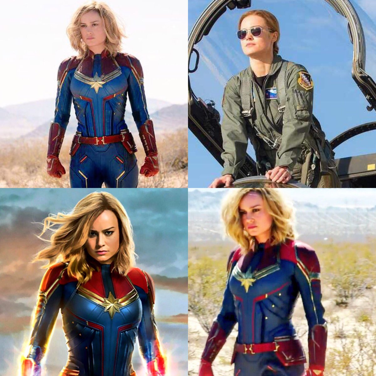 Captain Marvel News On Twitter Ace Air Force Pilot Carol Danvers Is Already A Hero To Many And When She S Suited Up For Her Other Job As Earth S Mightiest Hero Captain Warriors can be formed for any reason, whether it be a king's responsibility, a soldier's duty, or a hired gun's price. twitter