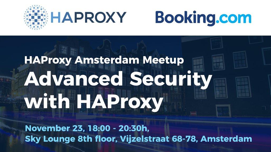 HAProxy Technologies on Twitter: