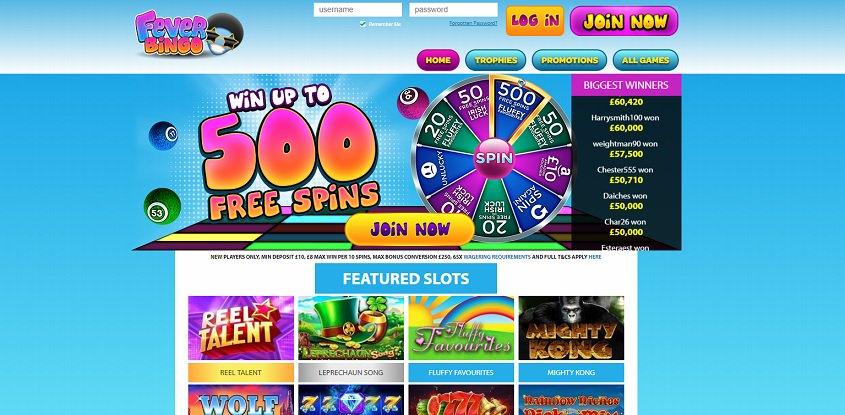 online casino name