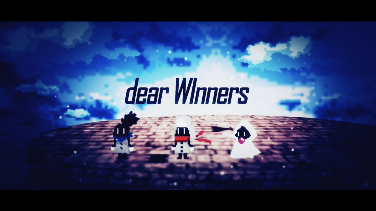▲#TeddyLoid▲ 「Winners feat. #Reol & #Giga」MV公開! https://youtu.be/uZS7eZIit7o   (Film Director : #お菊)  また、『SILENT PLANET: INFINITY』収録のReol & Giga、#kradness、#柴咲コウ & #DECO*27 とのコラボレーション曲先行配信スタート。 🎧Stream/Download:http://hyperurl.co/yhi6tq