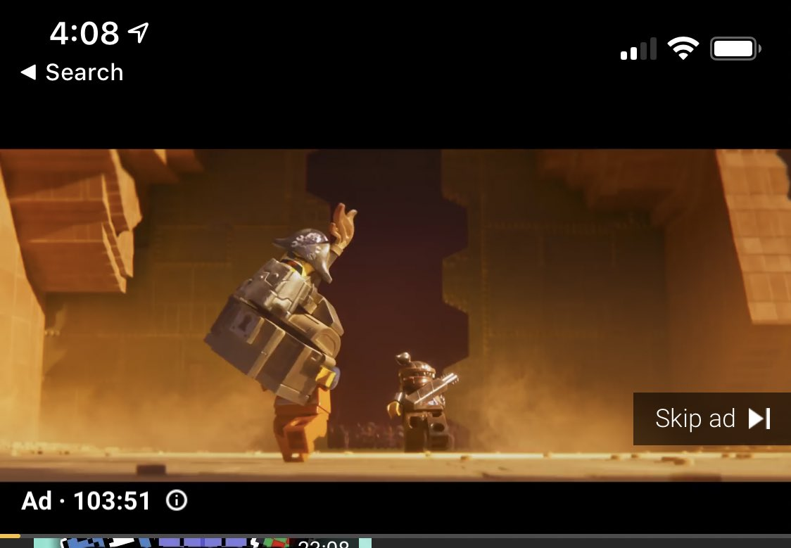 Kiit Lock On Twitter Lol Apparently The Lego Movie 2 Trailer Put The Entire First Lego Movie In The Ad Ahahhah