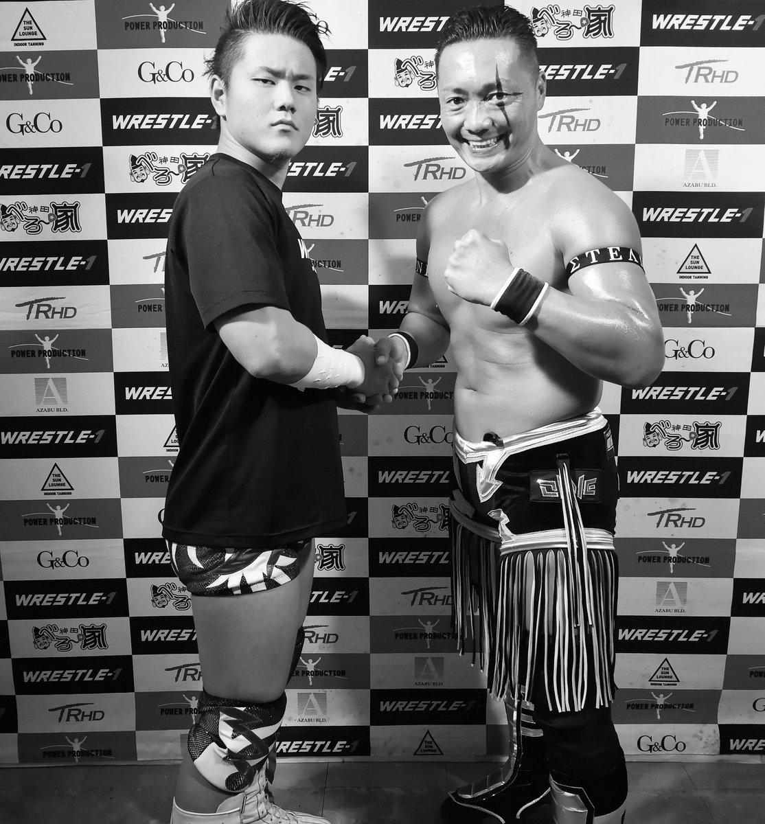 "W-1: ""Wrestle-1 Tour 2018 Autumn Bout"" La traición de Yoshioka 8"