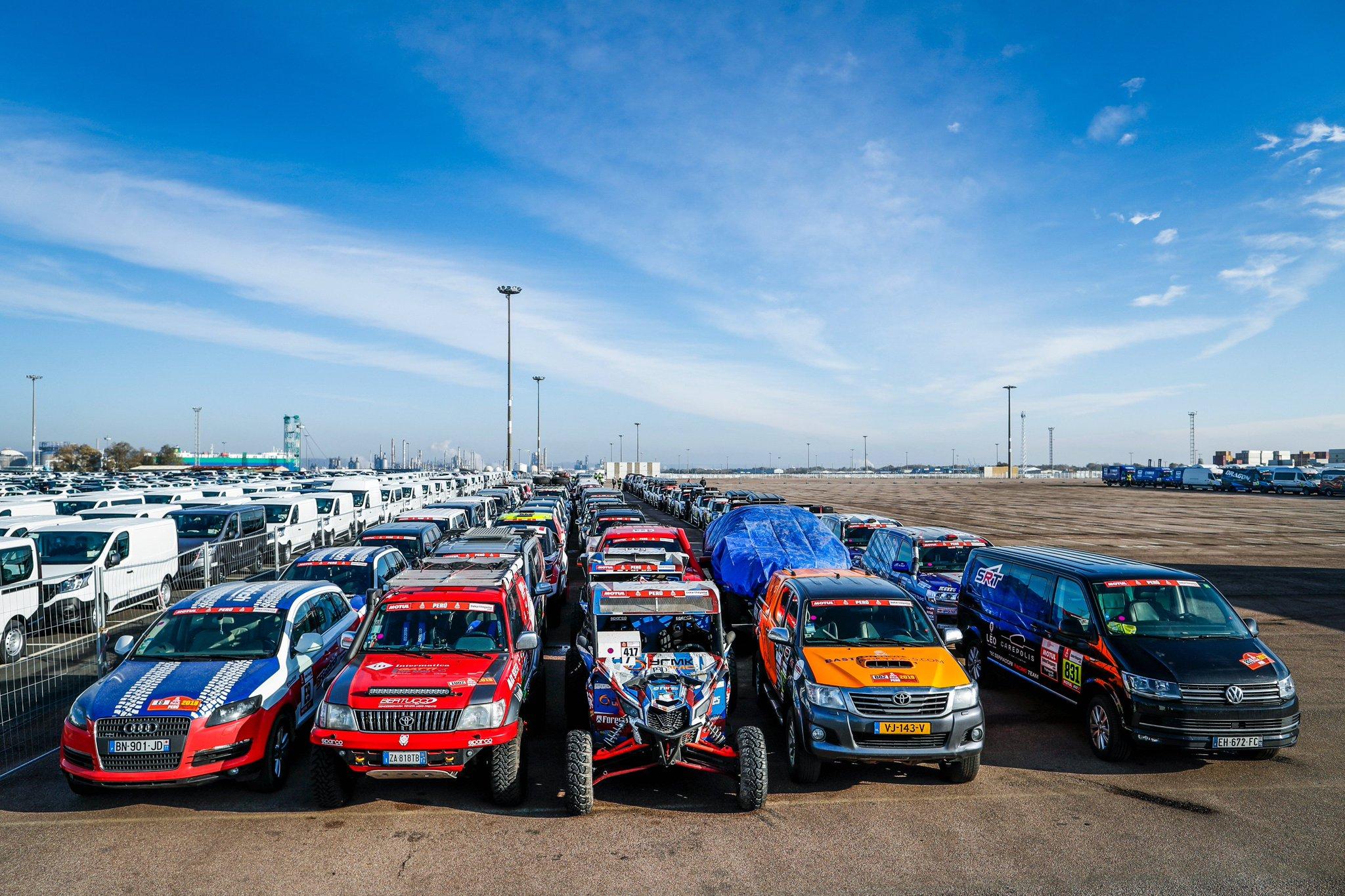 Dakar 2019 Dss0JMQX4AEFOiA