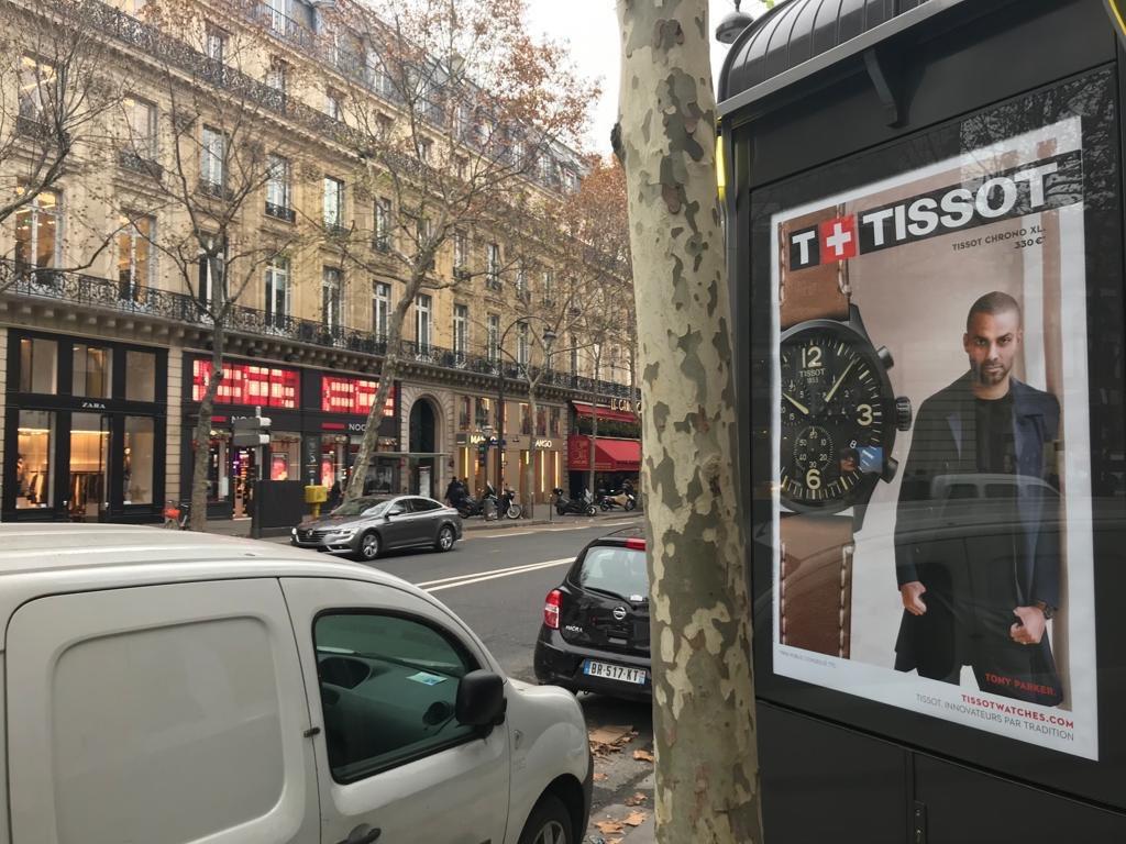 Sympa la nouvelle campagne @TISSOT ! ⌚️😬
