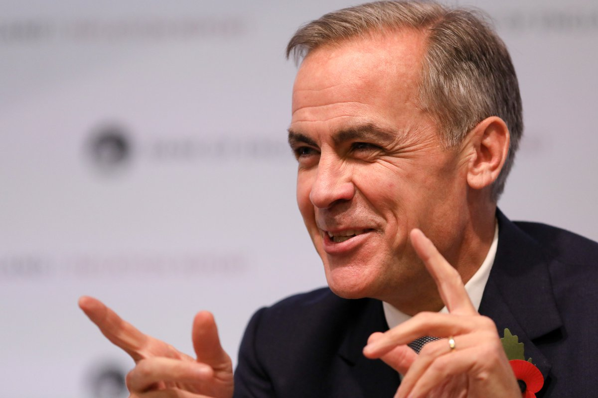 Mark Carney, former governor at the , is now officially a British citizen  by https://t.co/8sdU8kwOiA