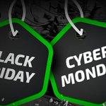 Image for the Tweet beginning: Black Friday.Cyber Monday.Boostaa Mobilebet -pisteesi!#Mobilebet