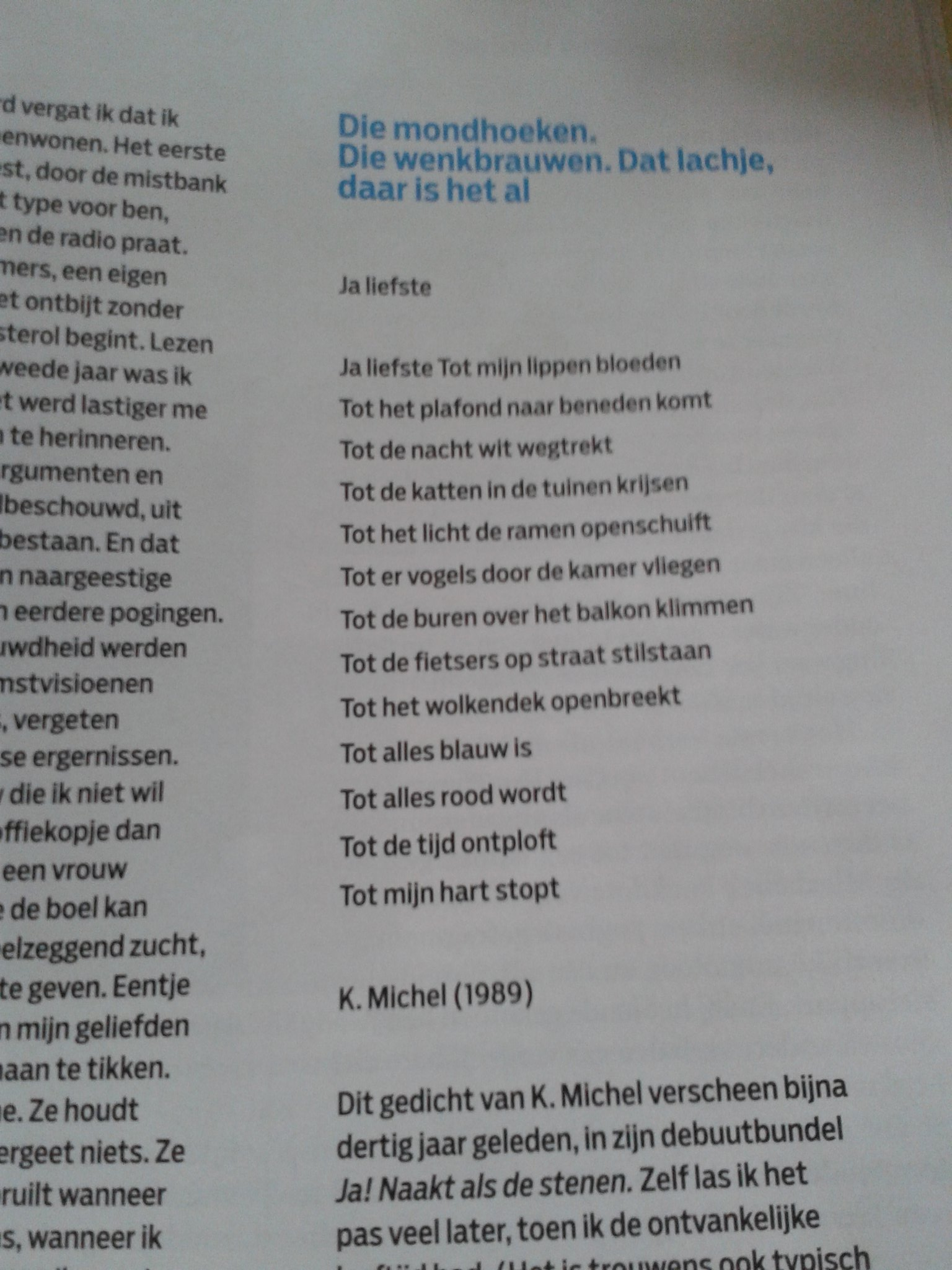 Tilly Hermans در توییتر Overgave Aan De Liefste T Blijft