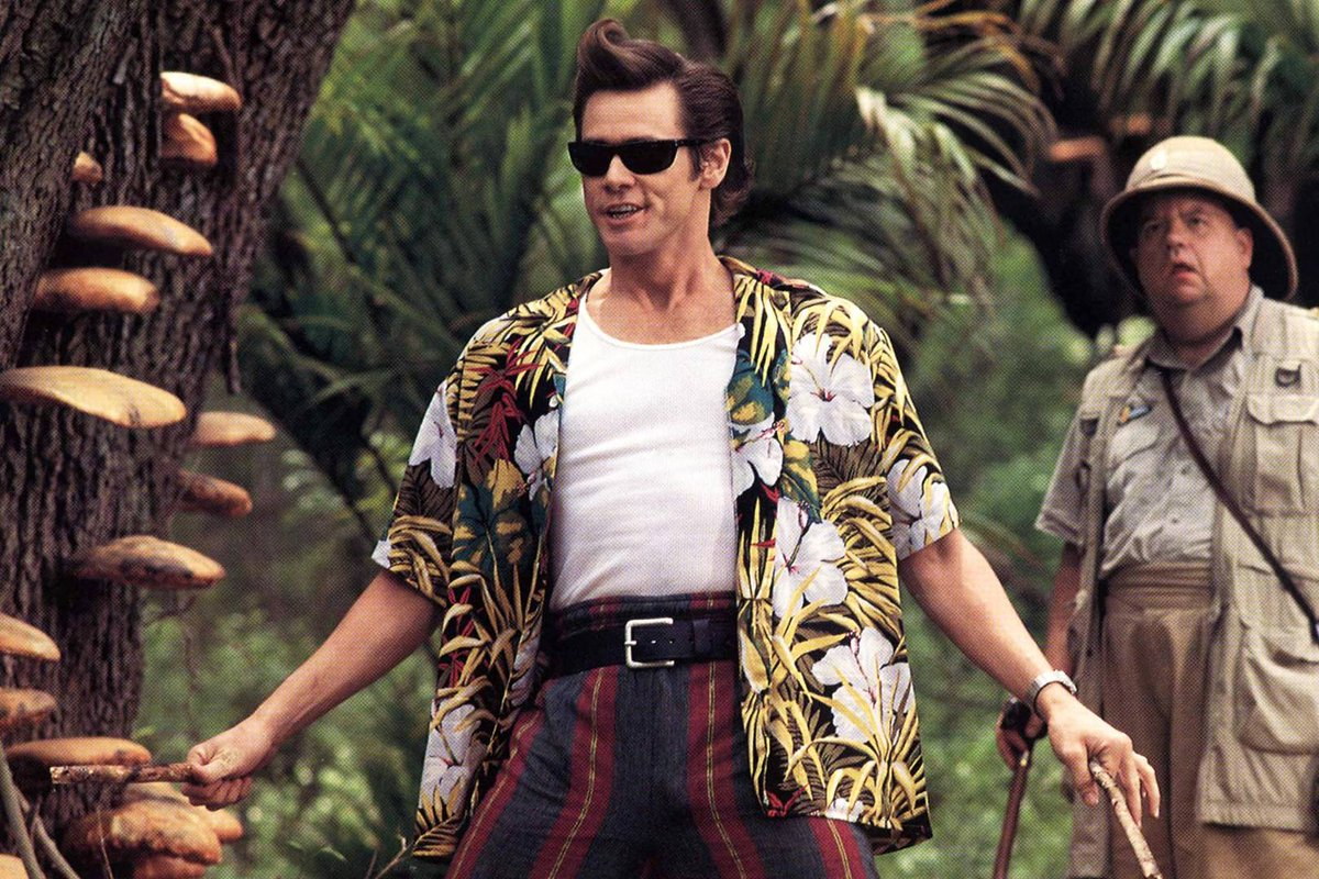 Image result for ace ventura when the nature call