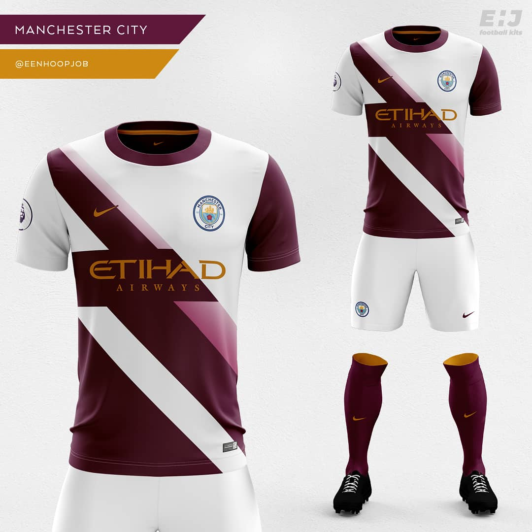 Job Eenhoopjob Kit Designs On Twitter Manchester City Away Kit Concept Based On Their 96 97 Away Kit Please Rate 1 10 Thoughts About This Design Manchestercity Manchester Mancity Mcfc Nike Nikefootball Retro
