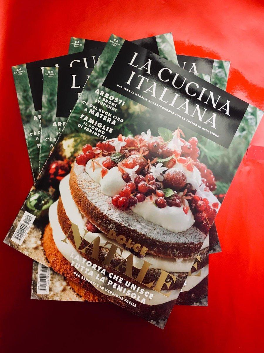 Cucina Italiana Dolci Di Natale.La Cucina Italiana On Twitter E Arrivato Il Momento Che Ci