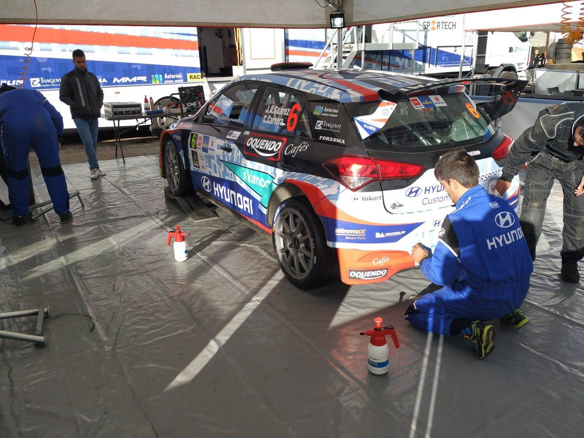 CERA: 9º Rallye Comunidad de Madrid - RACE [23-24 Noviembre] - Página 3 Dssc1o6XgAE9KIv