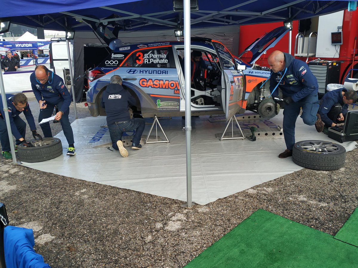 CERA: 9º Rallye Comunidad de Madrid - RACE [23-24 Noviembre] - Página 3 Dssc4nAW0AAi5kg