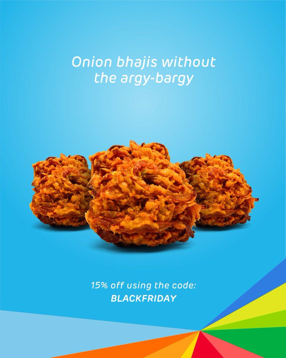 Just Eat Uk On Twitter Easy Breezy Beautiful Bhaji Get