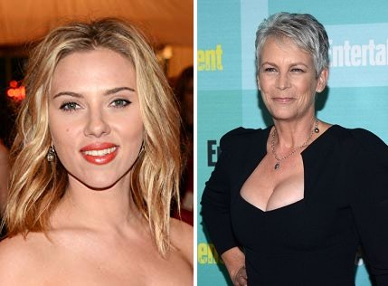 "HAPPY BELATED BIRTHDAY (Nov.22)  Jamie Lee Curtis Scarlett Johansson  Mark ""glista\"" Ruffalo"