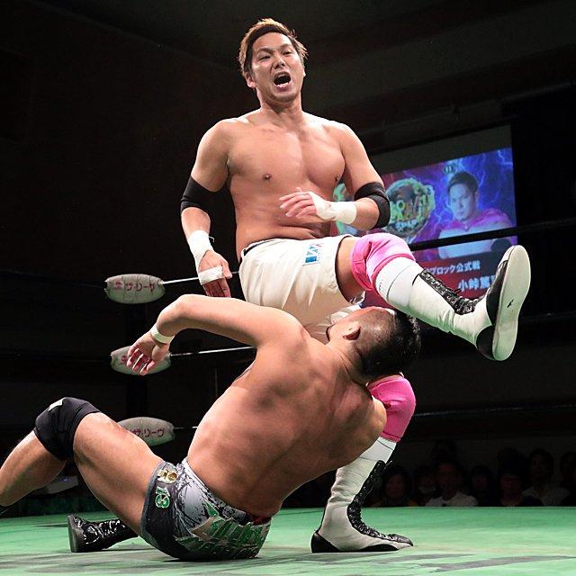 "NOAH: ""Global League 2018"" Día 11 Marufuji fuera, Kiyomiya finalista 7"