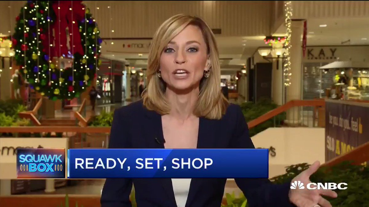 Ready, set, shop: Here's how Black Friday is shaping up so far. https://t.co/TK71eDfbPQ