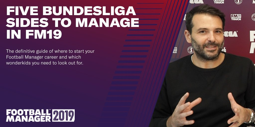 Football Manager on Twitter: