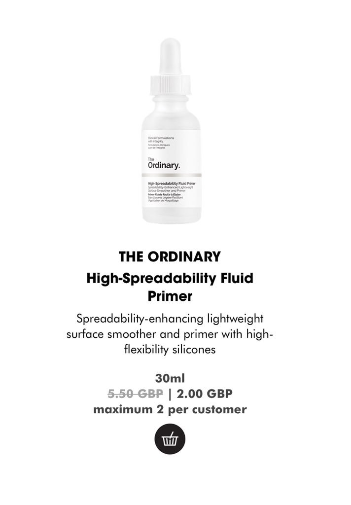 Bee On Twitter My Favourite Primer Aka The Ordinary High