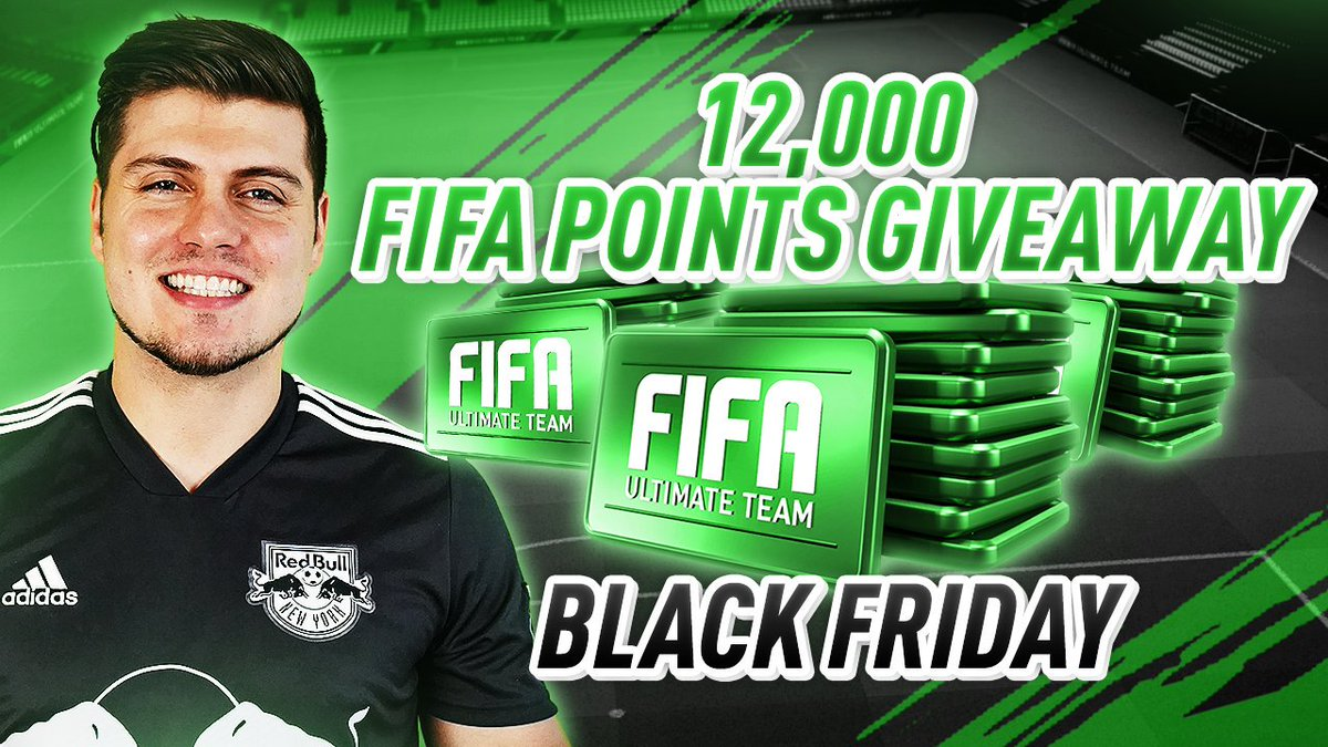 """FIFA POINTS GIVEAWAY   """"Follow"""" + """"Retweet"""" for ENTRY   GOOD LUCK"""