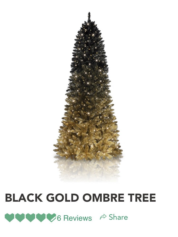 Lisa Zone On Twitter No You Just Ordered A Black Christmas Tree