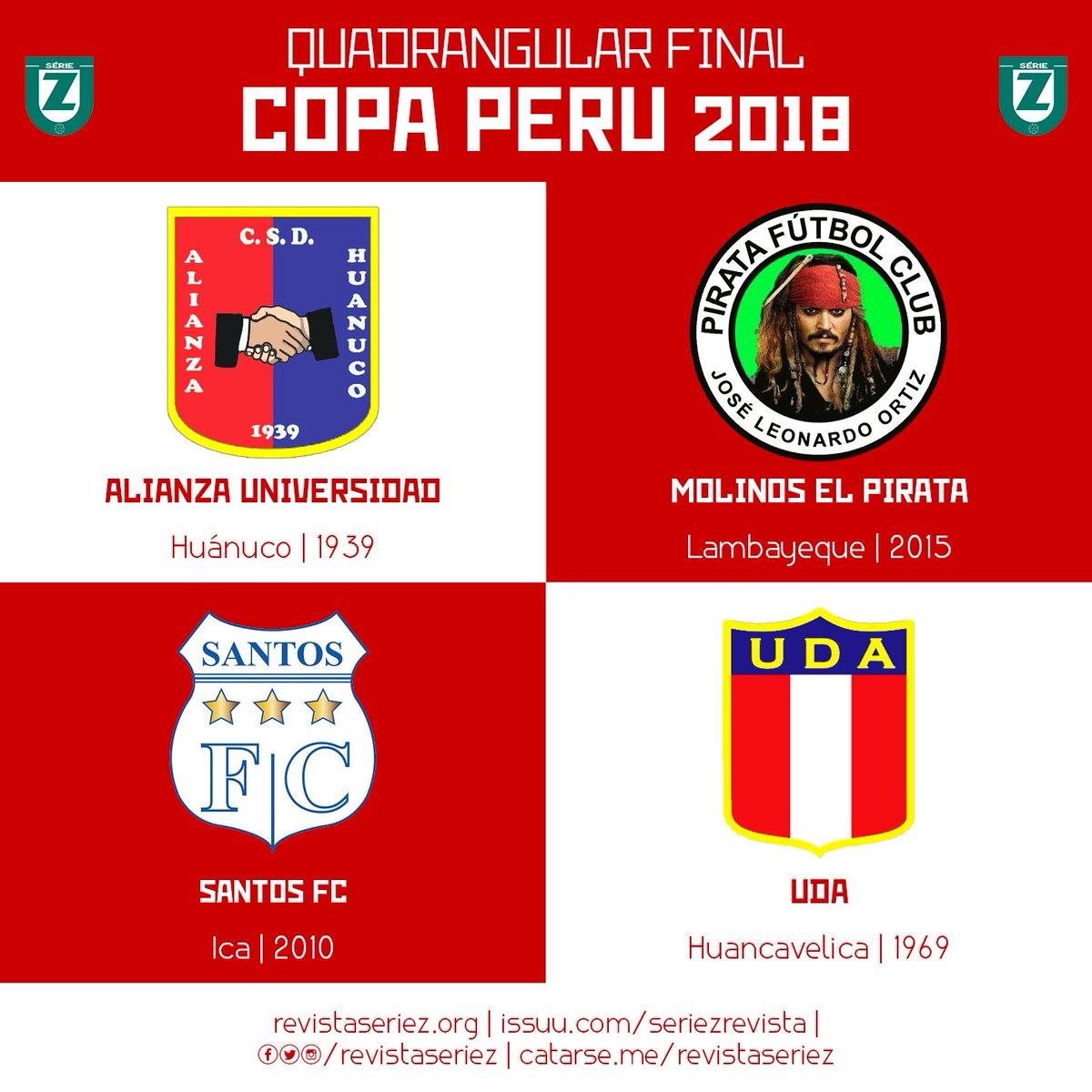 O Xrhsths Revista Serie Z Sto Twitter A Copa Peru E Uma Competicao Genial Equivale Ao Terceiro Escalao Nacional Mas O Campeao Garante Vaga Direta Para A Primeira Divisao Copaperu Financie