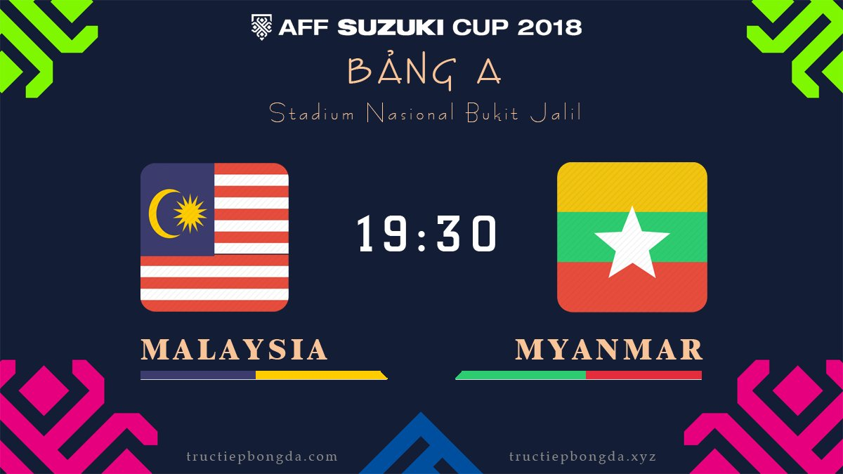 Malaysia vs Myanmar